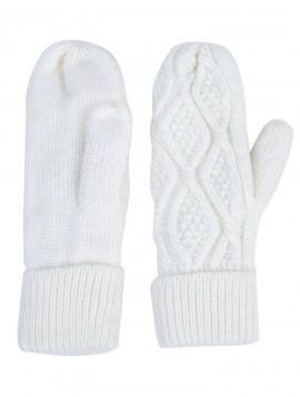 hvid handsker