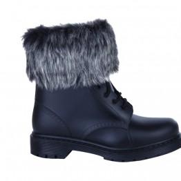 """gummistøvle med ekstra """" strømpe"""""""