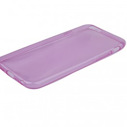 pink see through cover til IPhone 6