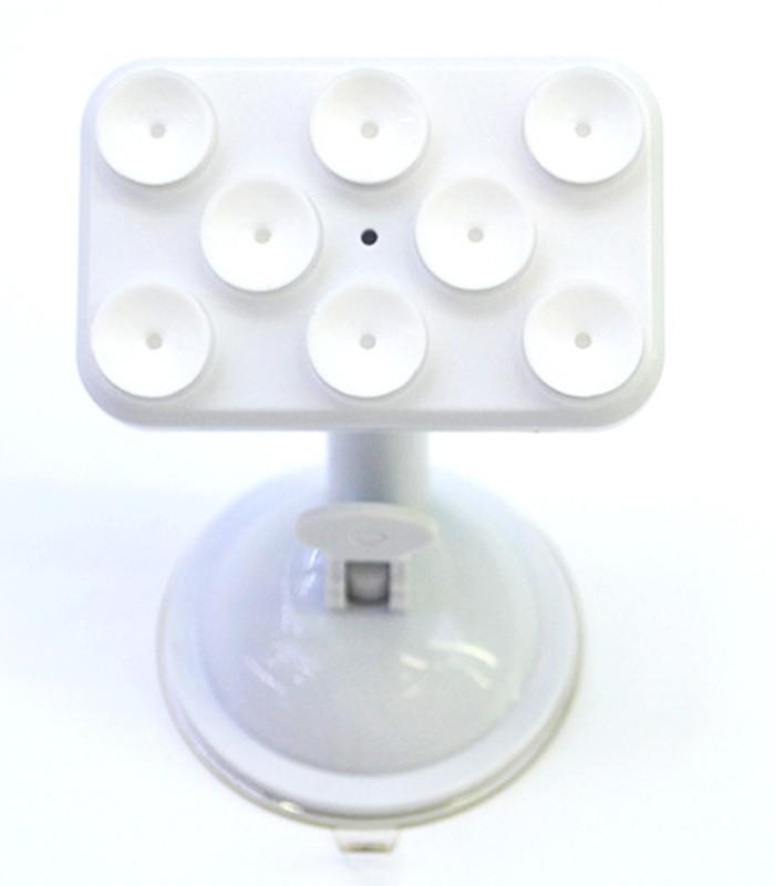 super smart holder til mobilen i hvid