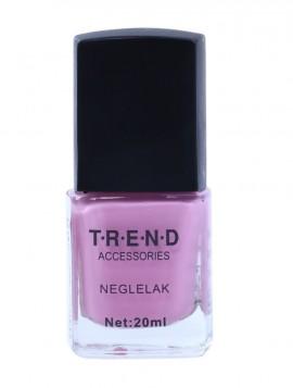 neglelak i lyserød/rosa