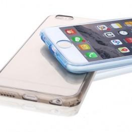 Super smart dobbelt cover i gennemsigtig.