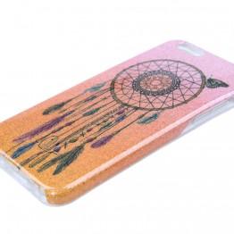 Glimmer cover med drømme fanger til iphone 6.