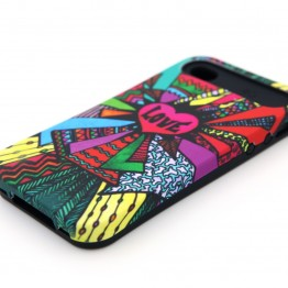 Grafitti cover til iphone 5