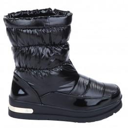 Dejlig varm støvle med foer.