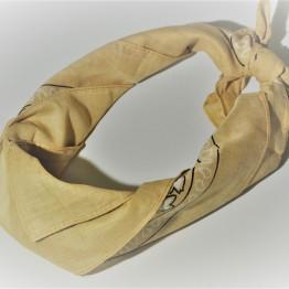 Pudder farvet bandana