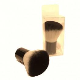 Kabuki børste i sort hvid