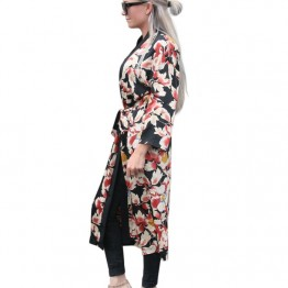 Kimono blomster