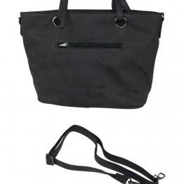 Taske med lynlås