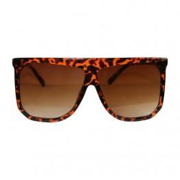Brun solbrille