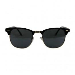 Sort solbrille