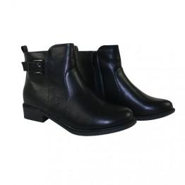 Klassisk støvle med spænde