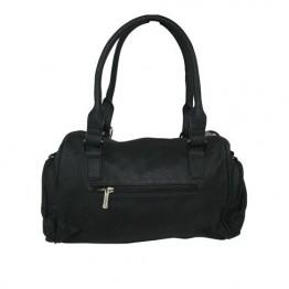 Sort Håndtaske i PU