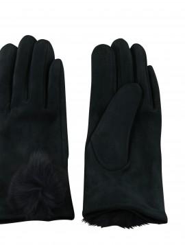 Super bløde handsker med faux fur