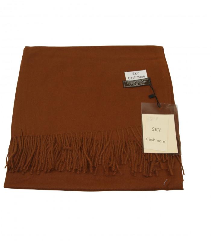 Lækkert halstørklæde i cashmere lignende materiale