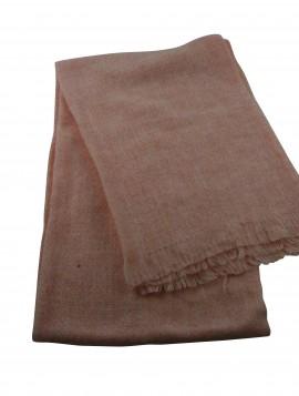 Halstørkælde i uld lignende materiale