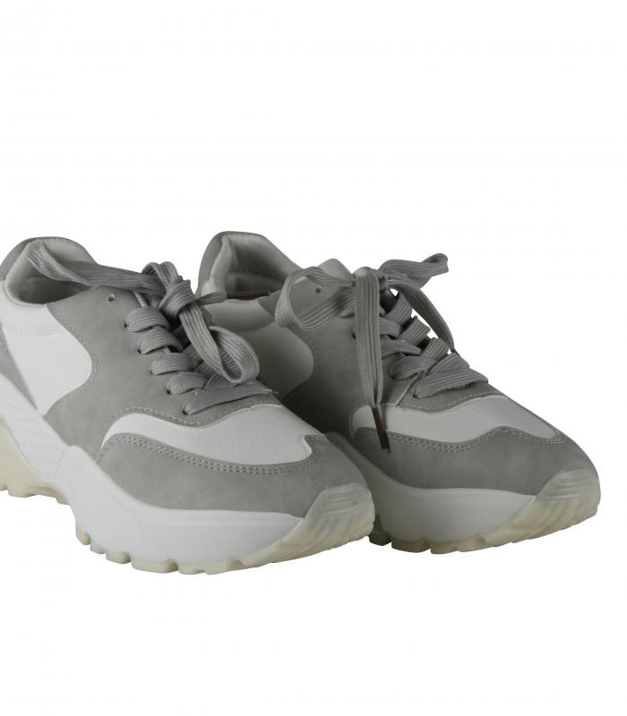 aaadf37ce Grå og hvid sneakers
