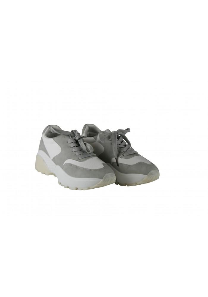 922af245e Grå og hvid sneakers | Gratis returlabel | Køb billigt her