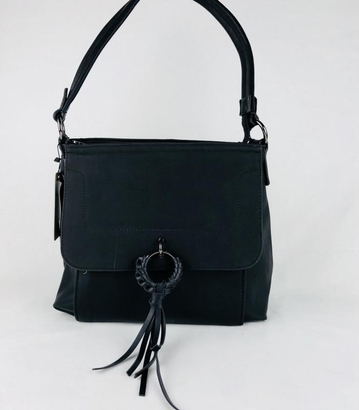 Smart ruskindslignende taske