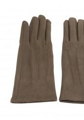 Brunlig handske