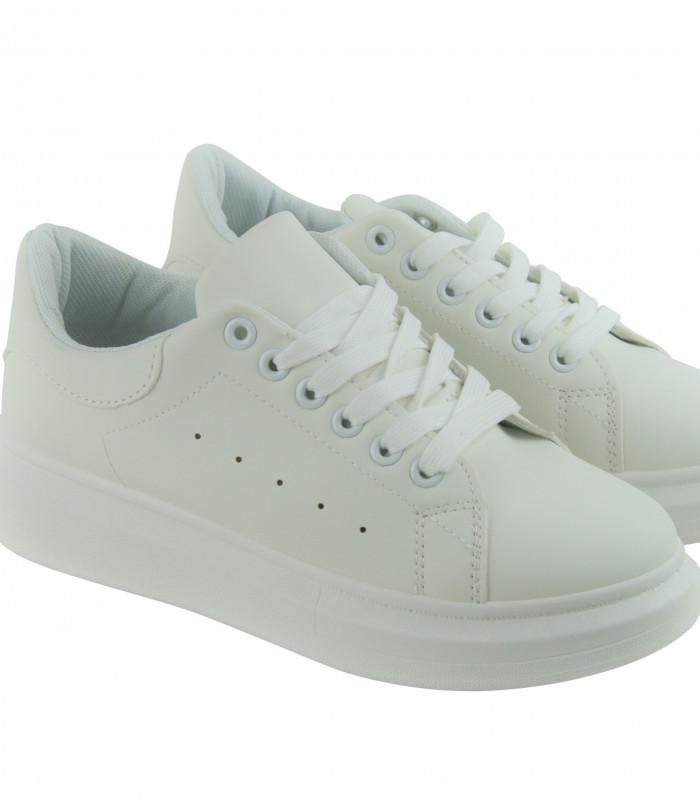 9831af2d533d Hvide klassiske sneakers ...