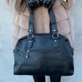 Blød taske med lommer