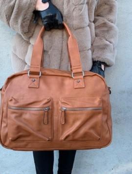 Blød rejsetaske