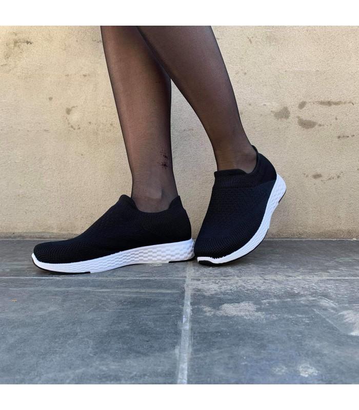 Letvægt slip in sneakers