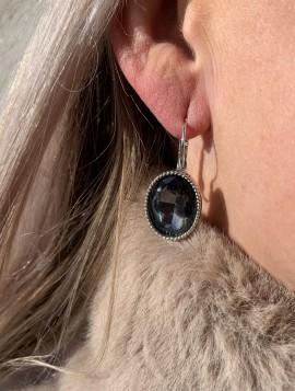 Ørering med sten