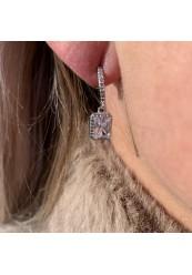 Øreringe med vedhæng