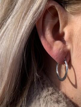 Ørering oval