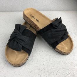 Slip in sandal sløjfe