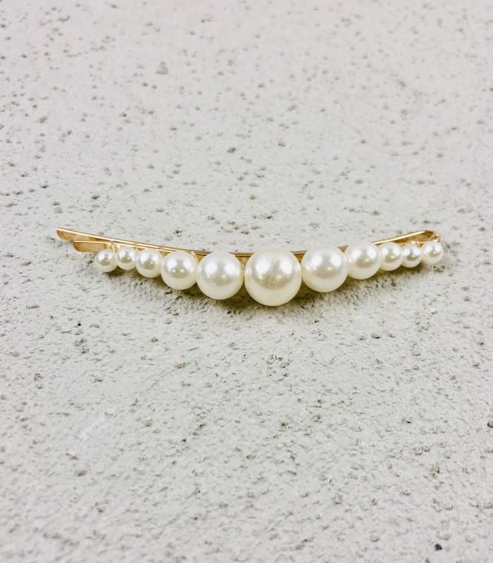 Perle Hårnål