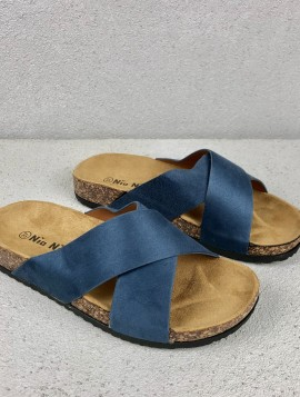 Crossover Slippers