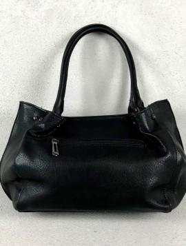Håndtaske i Sort