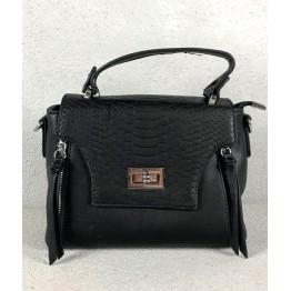Lille Håndtaske i Sort