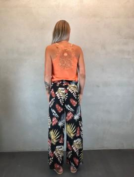 Bukser med print