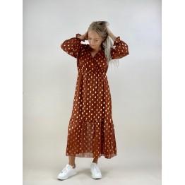 Image of   Lang kjole - Størrelse - S/M
