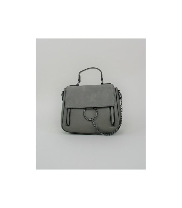 Håndtaske i Grå