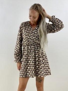 Kort kjole