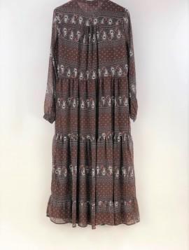 B.young lang kjole Bxinna