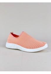 Pink Slip On Sneaker
