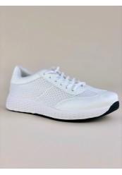 Hvid Sneakers