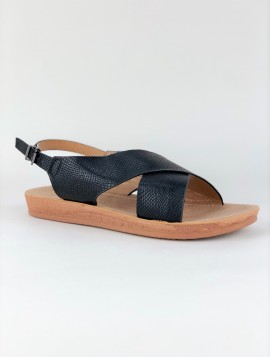 Sort Crossover Sandal