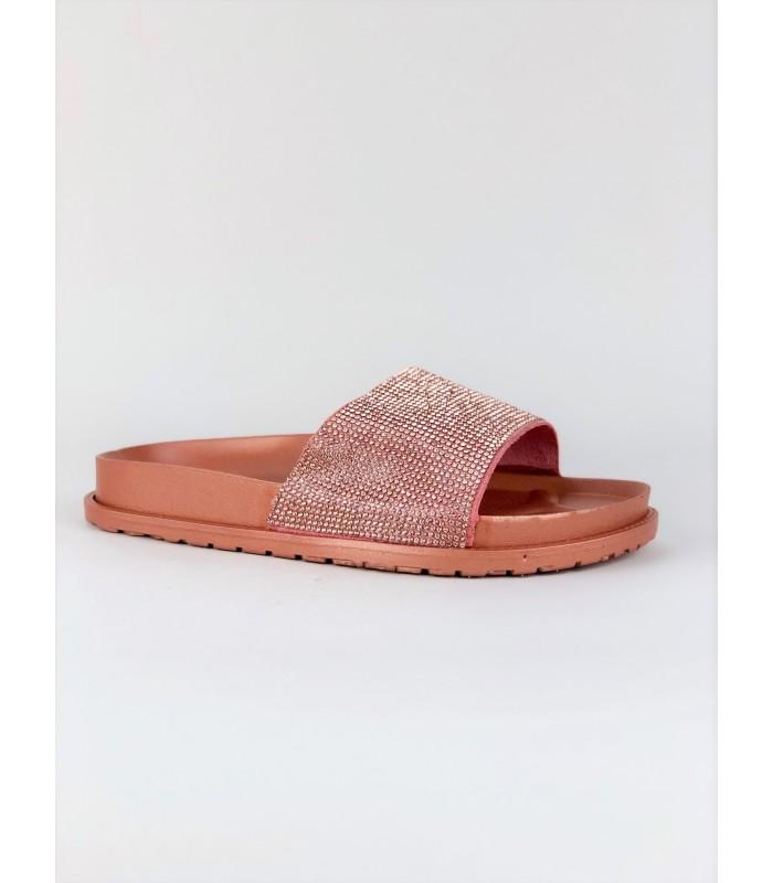 Pink Slip In Sandal med Similisten
