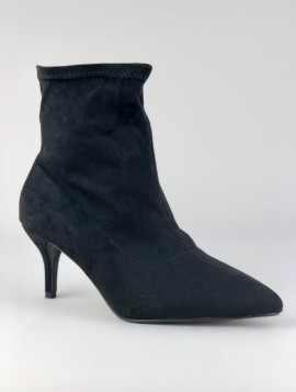 Pointy Sock Boots