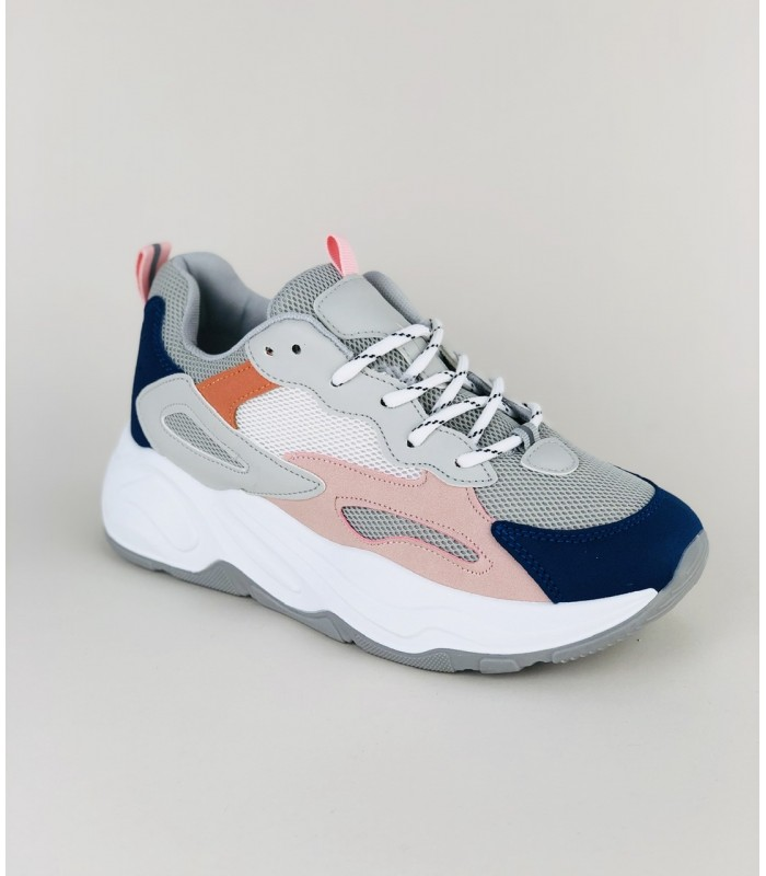 Statement Sneakers med robust bund