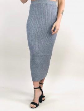Strik nederdel