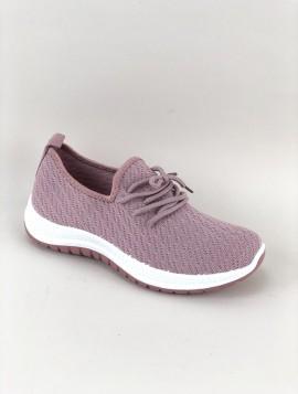 Rosa Letvægt Sneakers
