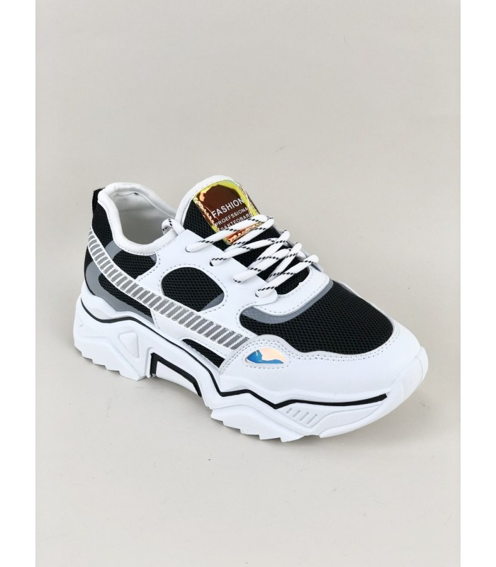 Sorte Statement Sneakers Chunky